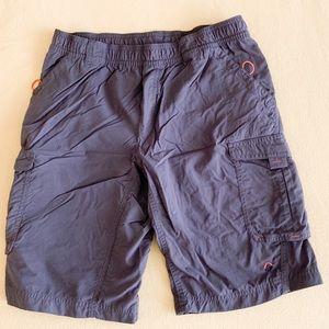 EUC (just wrinkled) Boys Columbia shorts - L